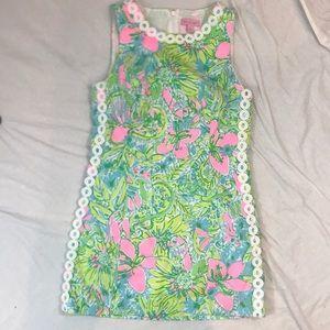 Lilly Pulitzer Coconut Jungle Shift Dress
